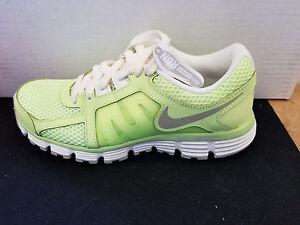 Alfombra de pies Nido multitud  5.5 Mujeres Nike Dual Fusion St 2 Correr/Verde Lima Zapatos Para Caminar |  eBay