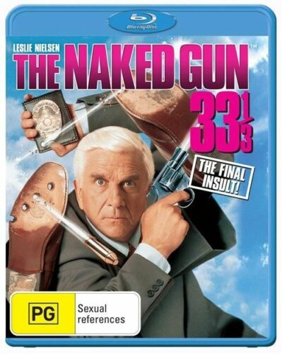 1 of 1 - Naked Gun 33 1/3 - The Final Insult (Blu-ray, 2013) all regions