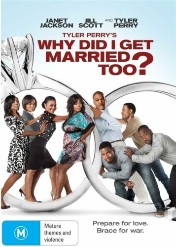 1 of 1 - Why Did I Get Married Too? =  DVD R4