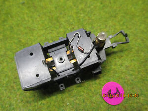 Jouef locomotive électrique BB-15005 Bogie porteur avec lampe et capteur courant