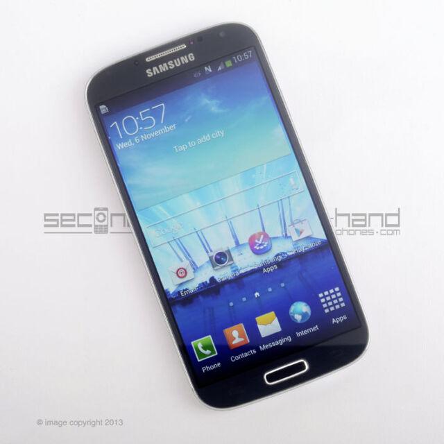 samsung galaxy s4 gt i9505 16gb black mist unlocked smartphone g nstig kaufen ebay