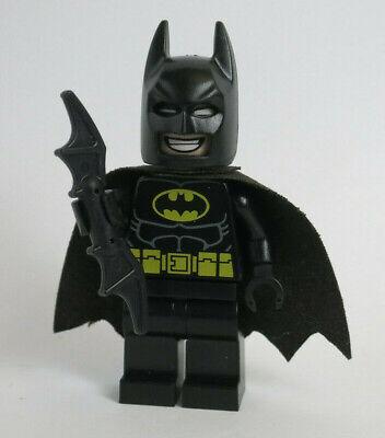 Batman LEGO Movie 70817 Type 2 cowl Cape Smile Lego ...