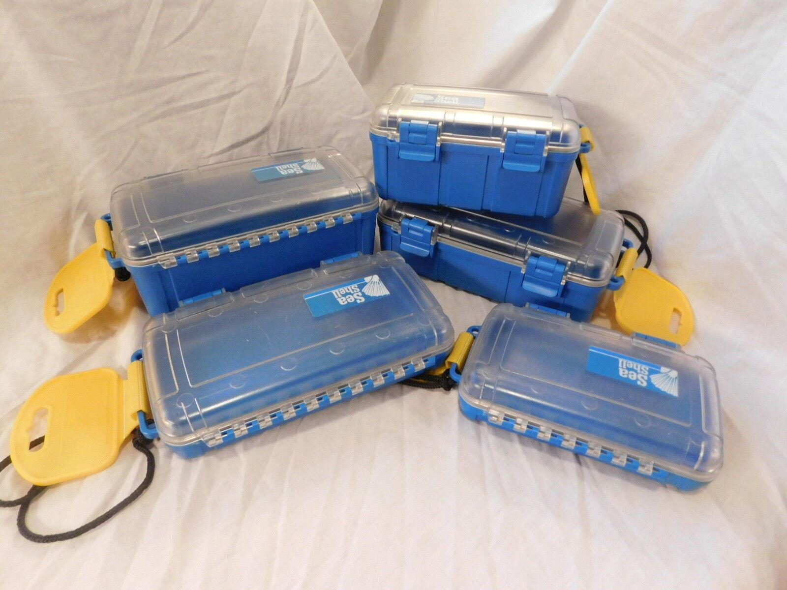 Sea Shell Unbreakable Case Drybox