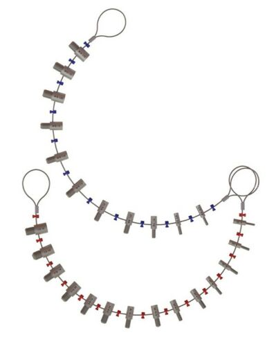 "Steel Thread Detective TH-COM-------HC Thread Gauge 20-1//2/"" x 2/"""