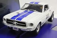 Carrera 30669 Digital 132 Ford Mustang Gt 1967 1/32 Slot Car In Display Case