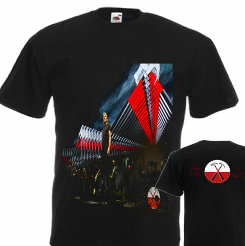 """S NEW T-SHIRT /""""THE WALL BY FAMOUS ROCK BAND PINK FLOYD/"""" DTG PRINTED TEE 6XL"""