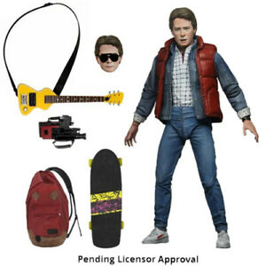 Retour-vers-le-futur-Ultimate-Marty-McFly-7-inch-Scale-Action-Figure-Precommande