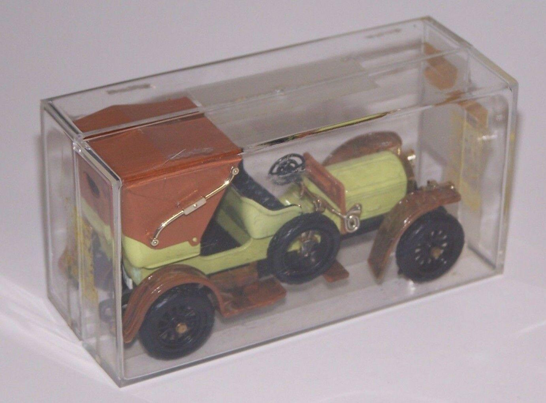 Rio Lima Mercedes Simplex Diecast Modelo Coche Escala 1 43 con funda de plástico duro