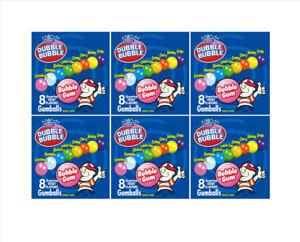 6-Inside-Mount-vendstar-VENDING-candy-gumball-labels-Sticker-2-5-x-2-5-034-Gumballs