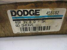 6//3V650SK QD SHEAVE 3V SECTION 6 GROOVE FACTORY NEW!