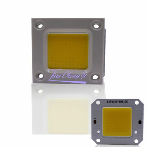 DC12V 110 V 220 V 50 W Source de Lumière Grow Light Full Spectrum phytolamp 380-840 Presque comme neuf