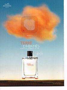 Advertising Ver 114 Détails Hermes Sur Publicite D'hermesRecto 2008 Parfum Homme Terre f76yYbg