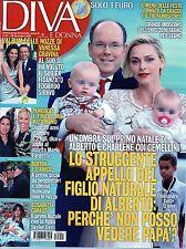 Diva 2015 52#Charlene Wittstock & Alberto II,Ilaria D'Amico & Gigi Buffon,kkk