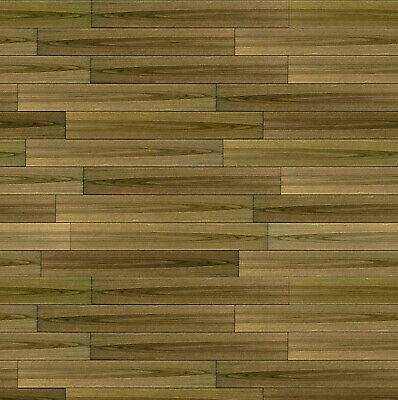 Wallpaper Satin x 1 sheet 216 1//24th Dolls House Floor Panel Flooring
