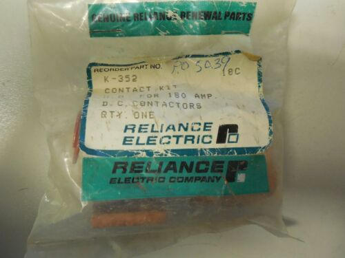 NEW RELIANCE CONTACT KIT K-352 K352