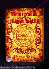 UNDERGROUND MAGICK SPELLS. Starlight Books. Nikku Arrol. Occult Grimoire.Wealth