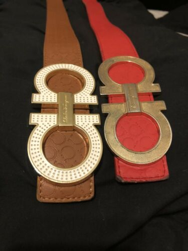 Ferragamo belts $130 Each !