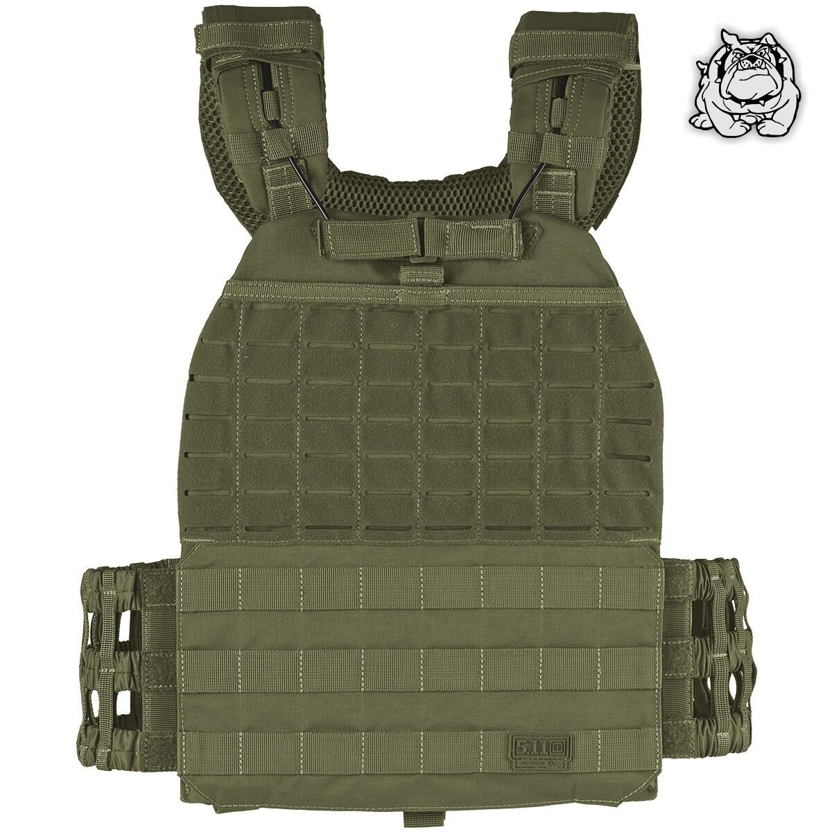 5.11 TACTICAL TACTEC™ PLATE CARRIER 56100   TAC OD 188  NEW