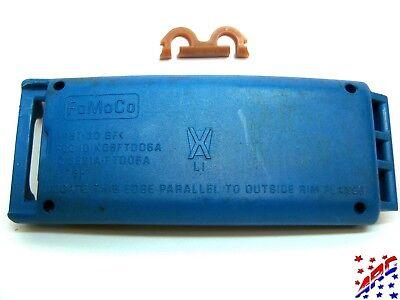 Set Of 4 Ford Lincoln Mercury TIRE PRESSURE SENSOR TPMS Blue OEM 6F2Z-1A189-A