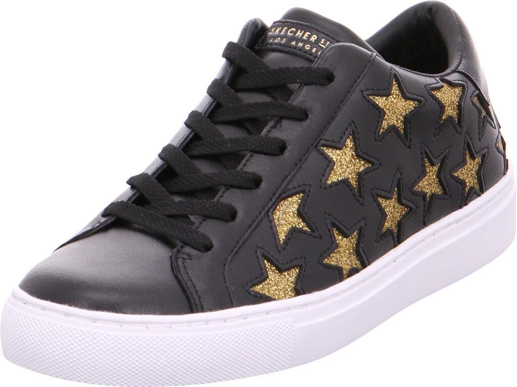 Skechers Skechers Skechers da donna metà scarpa Nero c5e20d