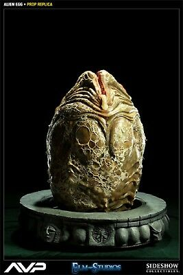 Useful Alien Egg 1/1 Scale Prop Replica Statue Sideshow Brand New Alien Vs Predator At All Costs