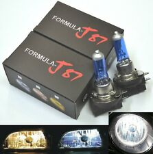 Halogen H11B 55W 5000K White Two Bulbs Head Light Low Beam Replacement Lamp Fit