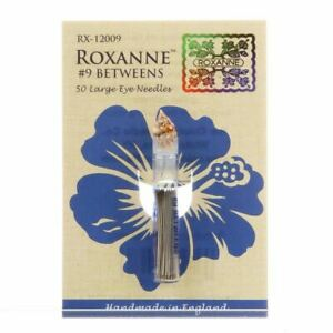 Roxanne-039-s-Hand-Quilting-Betweens-Needles-3-Sizes-Available