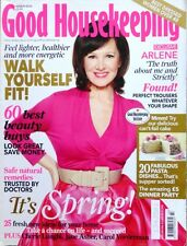 Good Housekeeping Magazine March 2010 Arlene Phillips