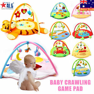 Soft-Baby-Play-Mats-Toddler-Gym-Blanket-Indoor-Outdoor-Portable-Crawling-Mat-Toy