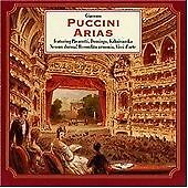 Operatic Arias (Antinori/Kabaivanska), Giacomo Puccini, Very Good