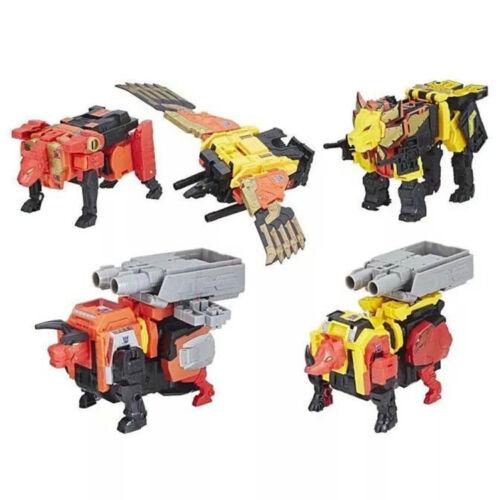 New Hasbro Transformers Power of The Primes POTP Titan Predacon Predaking No Box