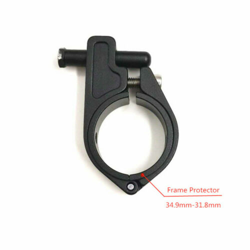 34.9mm 31.8mm Fouriers MTB Bike Seat tube Clamp Single Chain Guide 1s High Mount