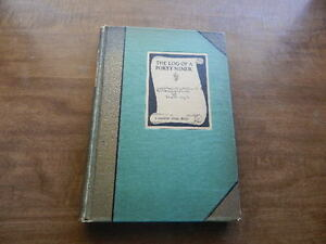 The-Log-Of-A-Forty-Niner-by-Carolyn-Hale-Russ-Hardcover-Signed-7-of-155