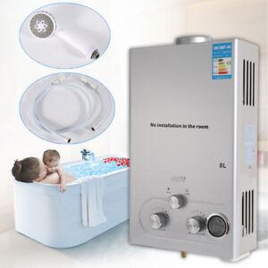 8L-Warmwasserspeicher-Gas-Durchlauferhitzer-Durchlauferhitzer-Boiler-16-KW