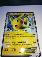 Pokemon Karten Pikachu Ex.Pikachu Ex Xy174 Mint Holo Pokemon Card Gunstig Kaufen Ebay