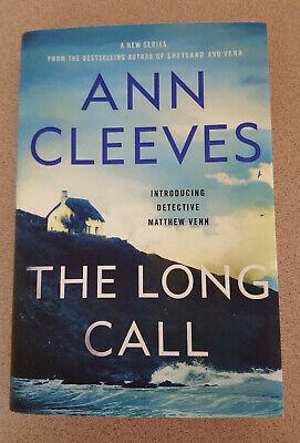 Ann cleeves new book 2019