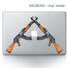 Guns MacBook sticker | Laptop stickers | Green Decal - Vinyl Counter strike