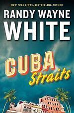 Cuba Straits (A Doc Ford Novel)-ExLibrary