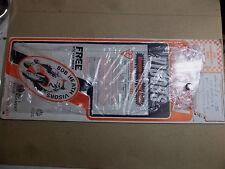 NEW OLD STOCK AGV DAYTONA 2 BOB HEATH CLEAR VISOR 1mm BS4110ZA