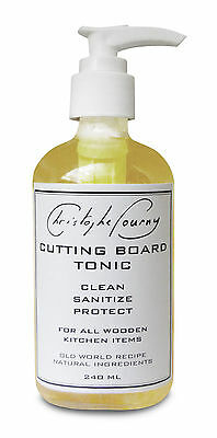 Christophe Pourny: Cutting Board Tonic