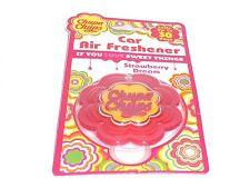 Chup Chups Juicy 3D Strawberry Car / Van / Home Novelty Retro Air Freshener
