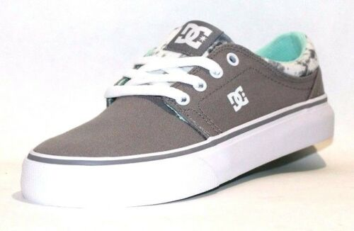 DC Women/'s Trase TX SE Skate  Shoe Model ADJS300080 Grey Feather Camo