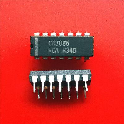 CA3086 General Purpose NPN Transistor Array DIP14