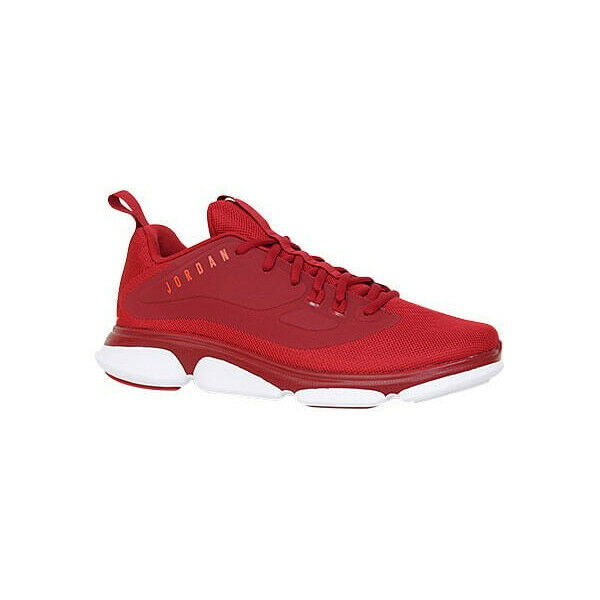 MEN'S AIR JORDAN IMPACT TR SHOE !!GYM RED/ MAX ORANGE/ WHITE!!