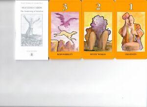 Success-Cards-NEU-OVP-64-Karten-mit-Anleitung-Orakelkarten-rar-Sammler