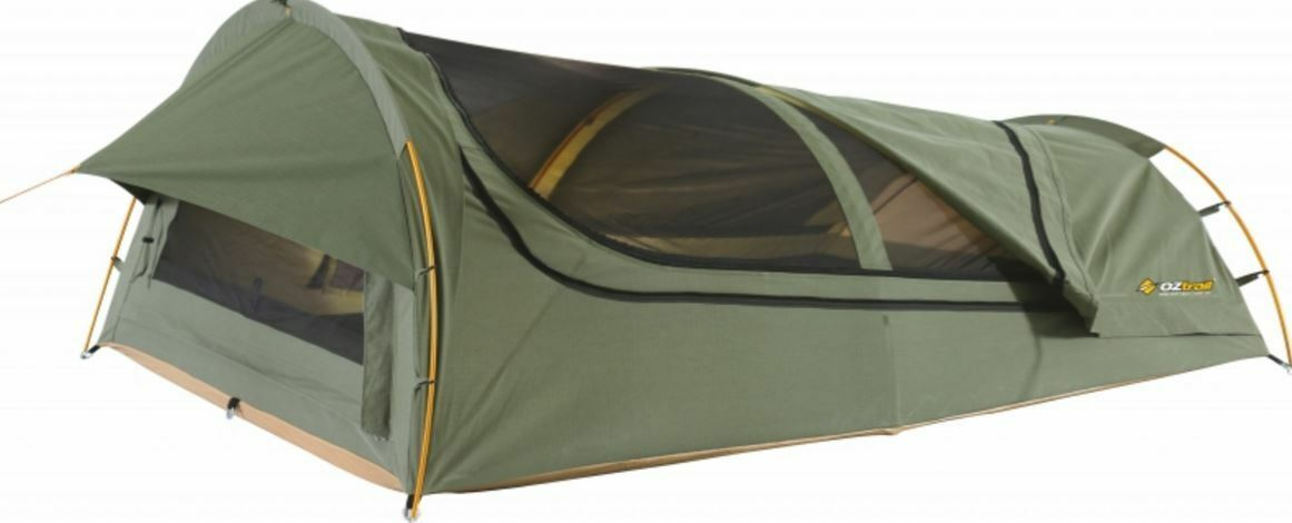NEW OZTRAIL MITCHELL EXPEDITION SWAG NO-SEE-UM MESH WATERPROOF  CAMPING TENTS  outlet online store