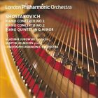 Shostakovich: Piano Concertos Nos. 1 & 2; Piano Quintet in G minor (CD, Apr-2011, London Philharmonic Orchestra)