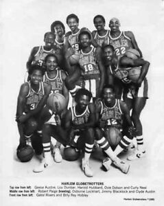 b34eec604fdc Image is loading 1985-HARLEM-GLOBETROTTERS-CURLY-NEAL-AUSBIE-TEAM-PHOTO