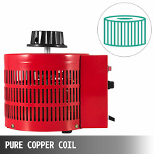Variac Transformer Variable Ac Voltage Regulator 1000va 1kva Ac Us Plug Usa