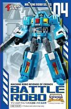 Machine Robo: Revenge of Cronos (2016) 04 Battle Robo